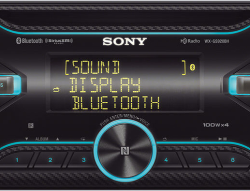 20% Off All Sony GS Series Radios in Stock