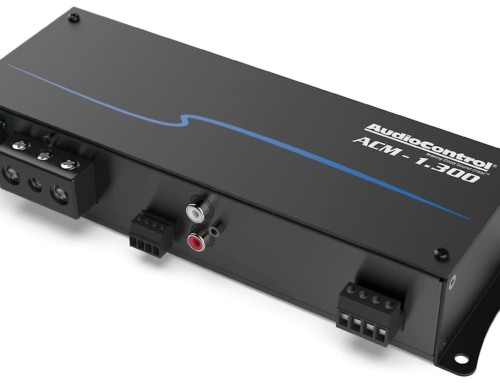 Audio Control Micro Amplifiers are Here and Ready