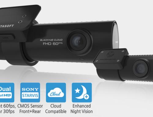 New BlackVue Dash Cameras! DR750S-2CH WIFI Camera!