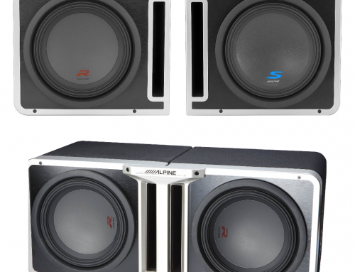 Alpine's New Halo Subwoofer System is Here!
